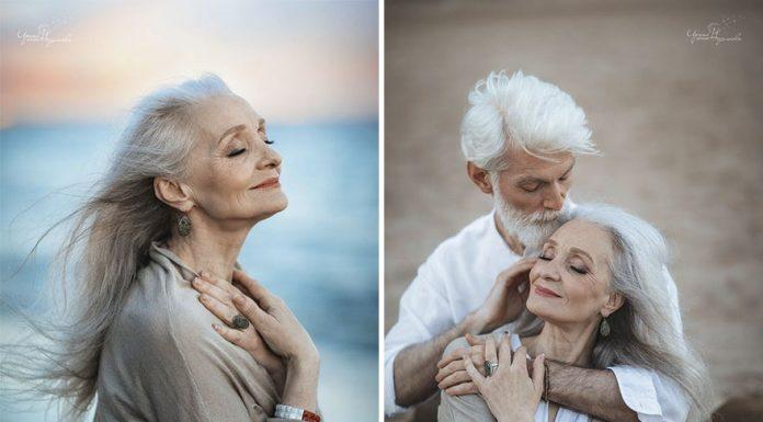 Эта изумительная фотосессия доказывает, что любовь - это навсегда!