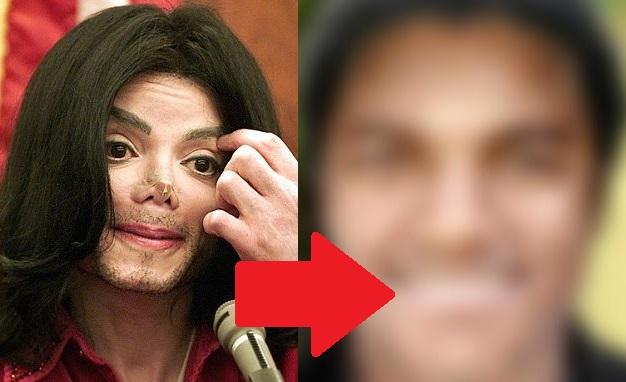 Как бы с возрастом выглядел Майкл Джексон без пластических операций