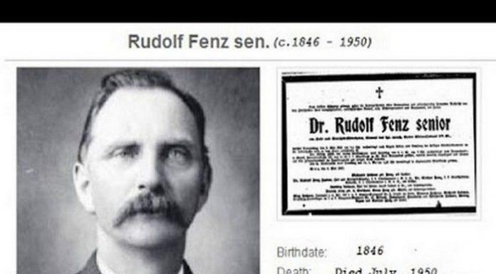 Путешествия во времени: невероятная история Рудольфа Фенца