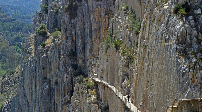 Только для рисковых туристов: самый опасный маршрут в мире