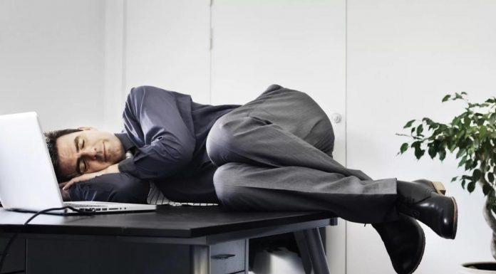20-минутный сон в течение дня увеличивает вашу продуктивность