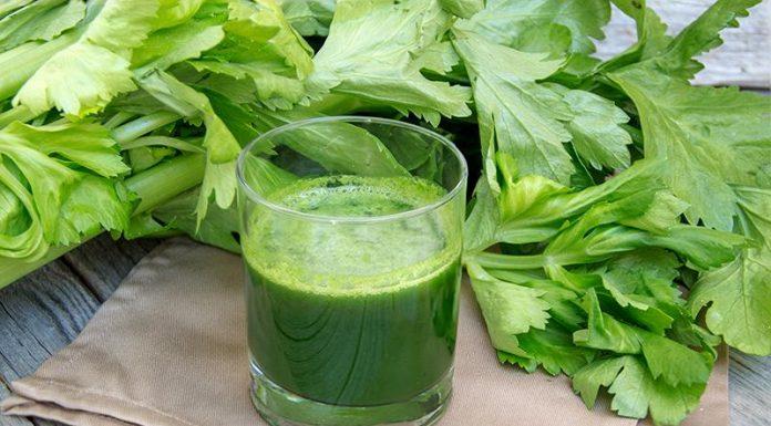 Сок сельдерея: 9 преимуществ для здоровья