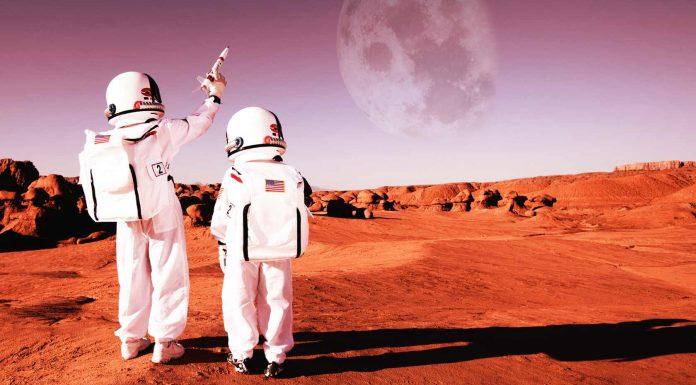 Почему путешествие на Марс может стать очень дискомфортным для людей?