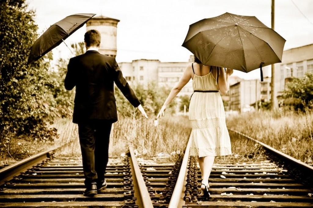 Любовь и разлука в картинках