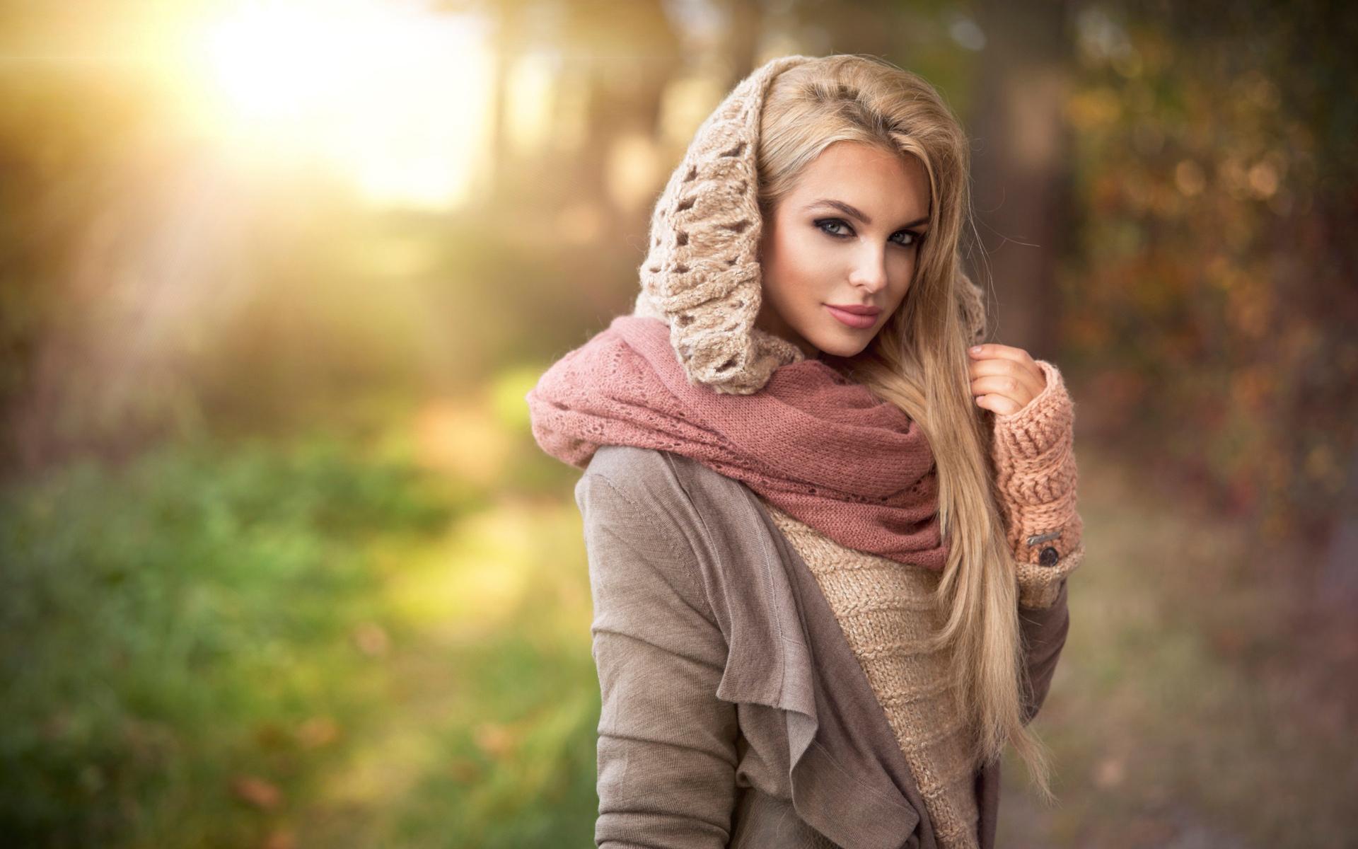 Как правильно и какой шарф носить