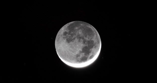 10 странных аномалий и загадок Луны (10 фото)