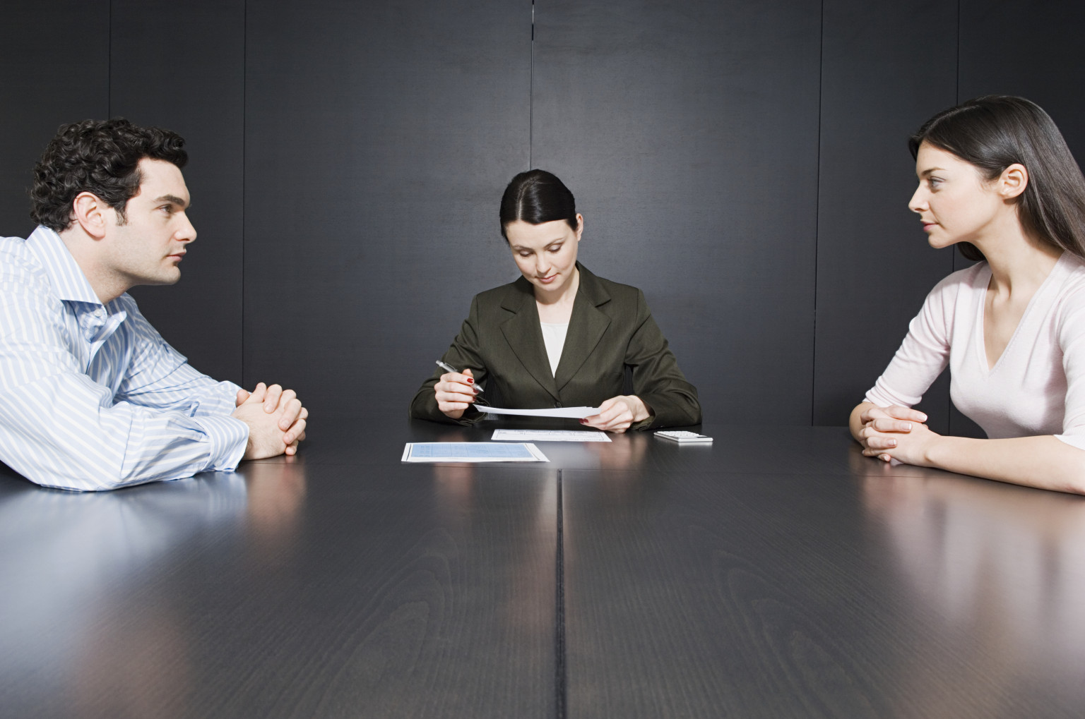 three main effects of divorce
