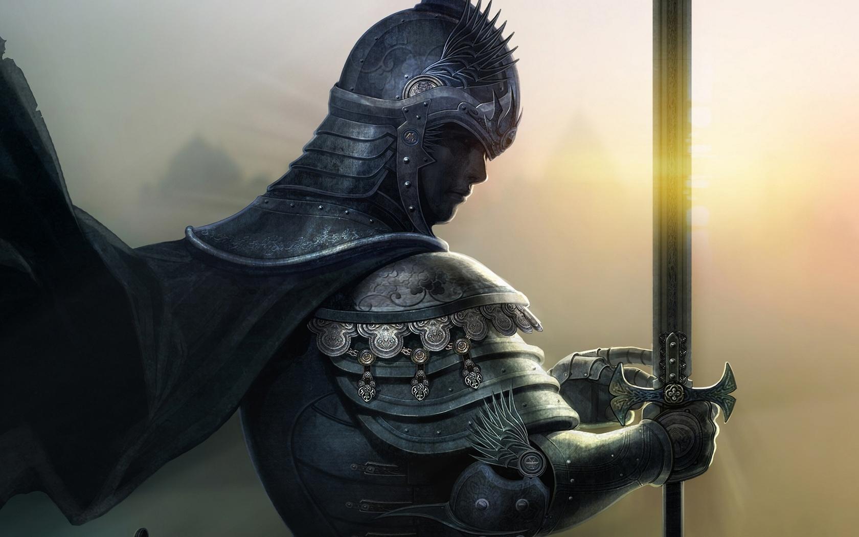 красивые картинки воинами особенностей мансардного