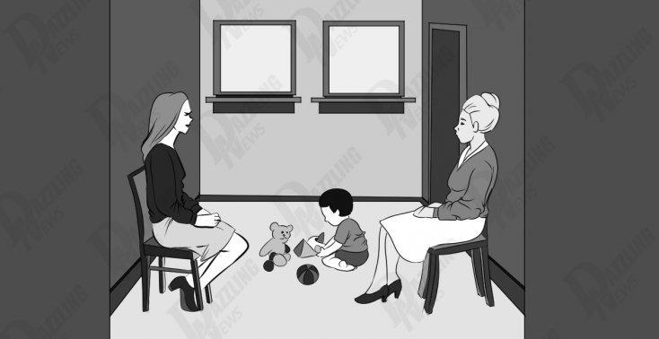 Тест-картинка: Кто мать этого ребенка? Ваш ответ многое о вас расскажет!