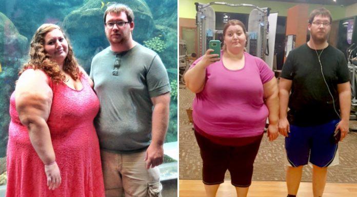 Эта семейная пара просто решила измениться. И у них это получилось!