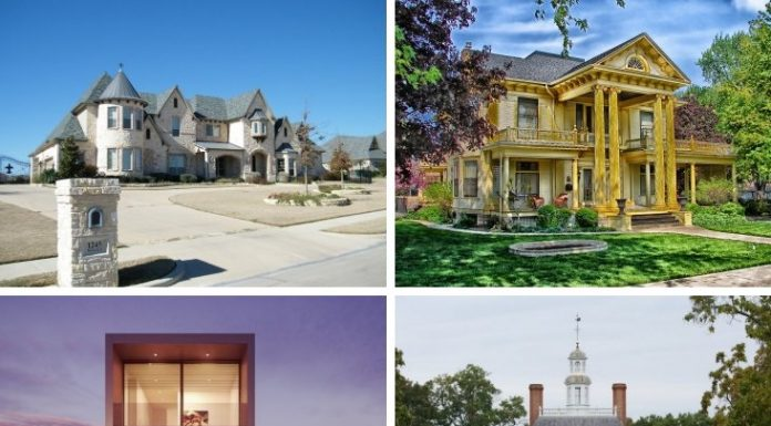 Тест: Выберите дом мечты, а мы расскажем о вашем характере