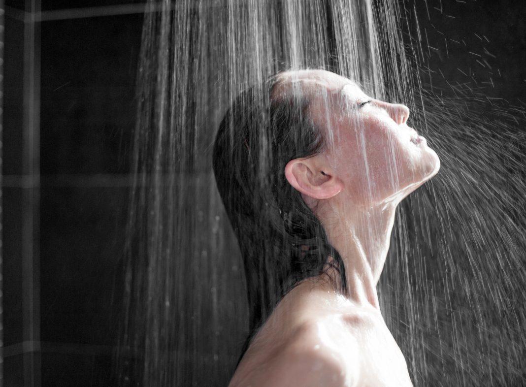 душ для кожи