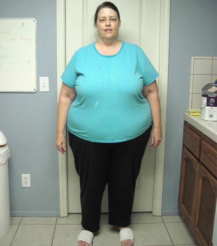 Реальная история похудения