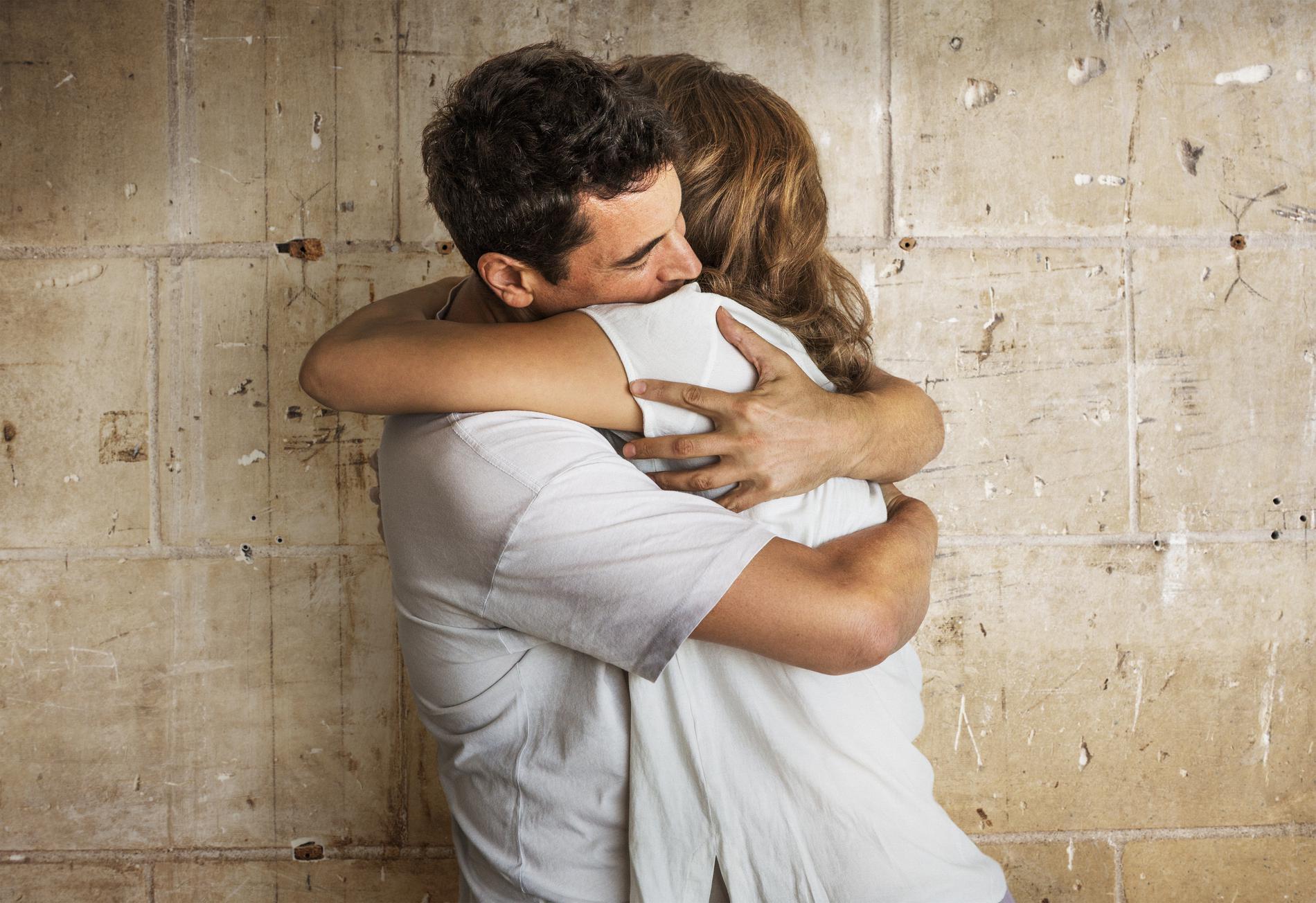 Картинка любовь обнимать