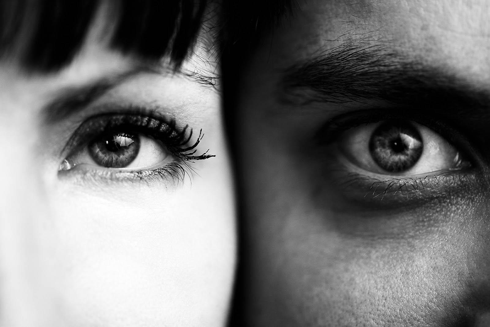 Картинка муж и жена как глаза
