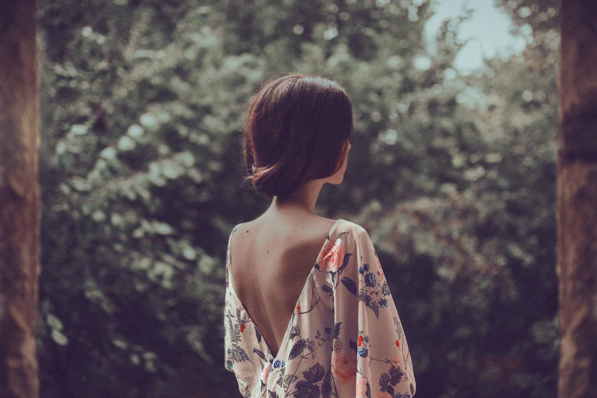 Фотография брюнеток зади, Фотки красивых девушек брюнеток сзади 12 фотография