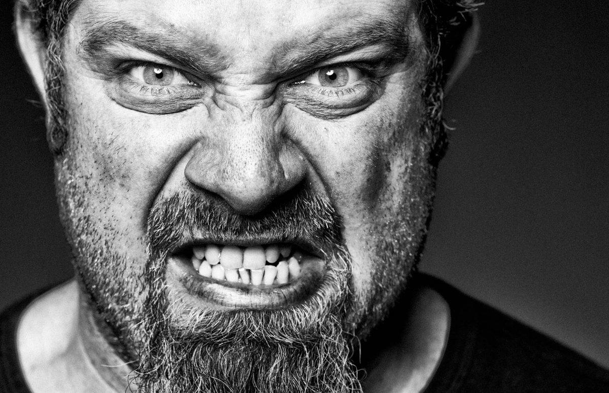 гнев ярость злость картинка