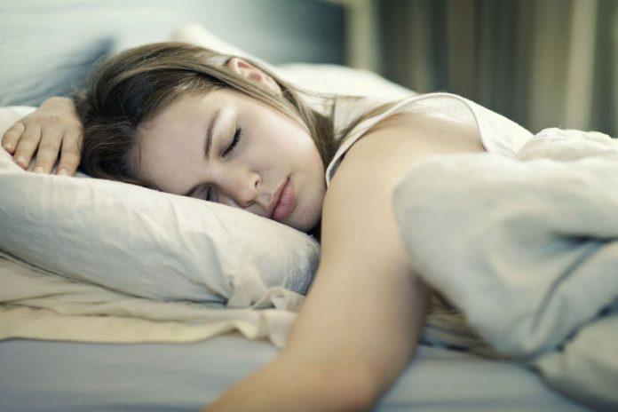 быстрее заснуть