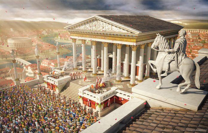 древних римлян