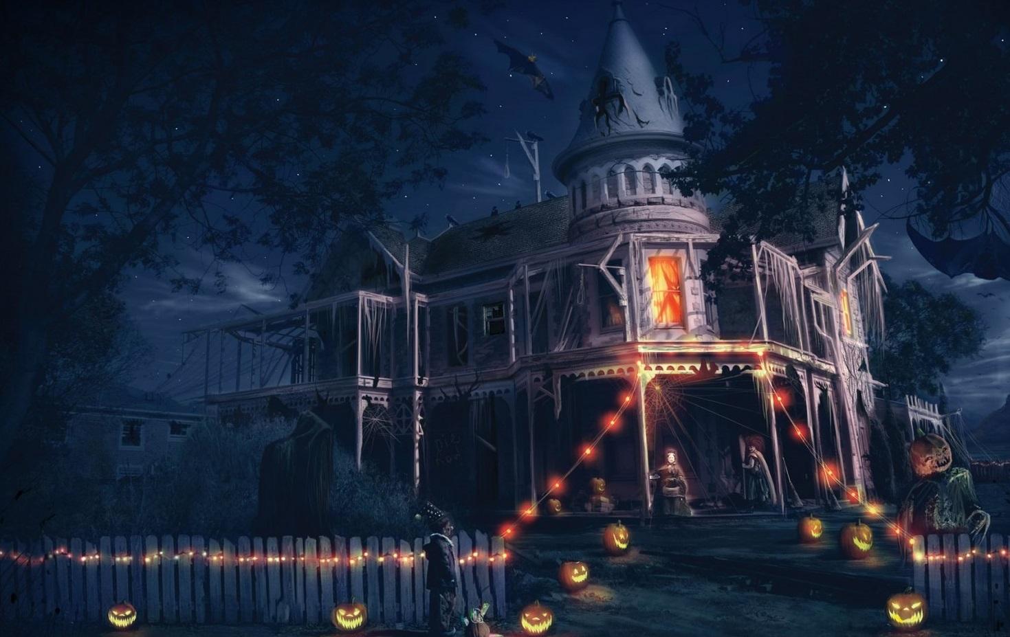 ужастики на Хэллоуин