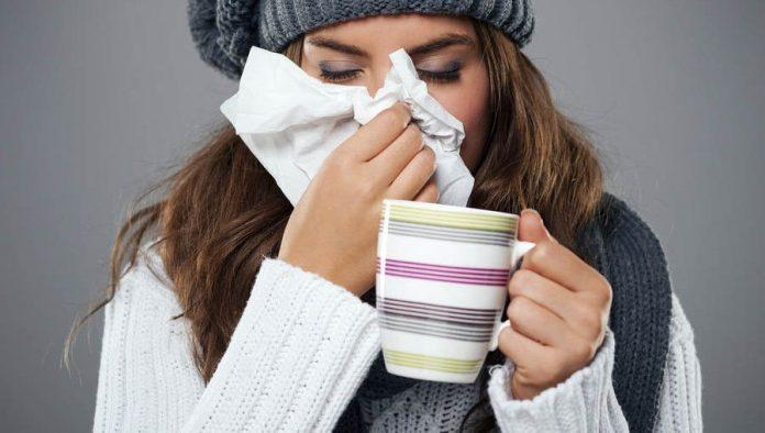 лечить простуду