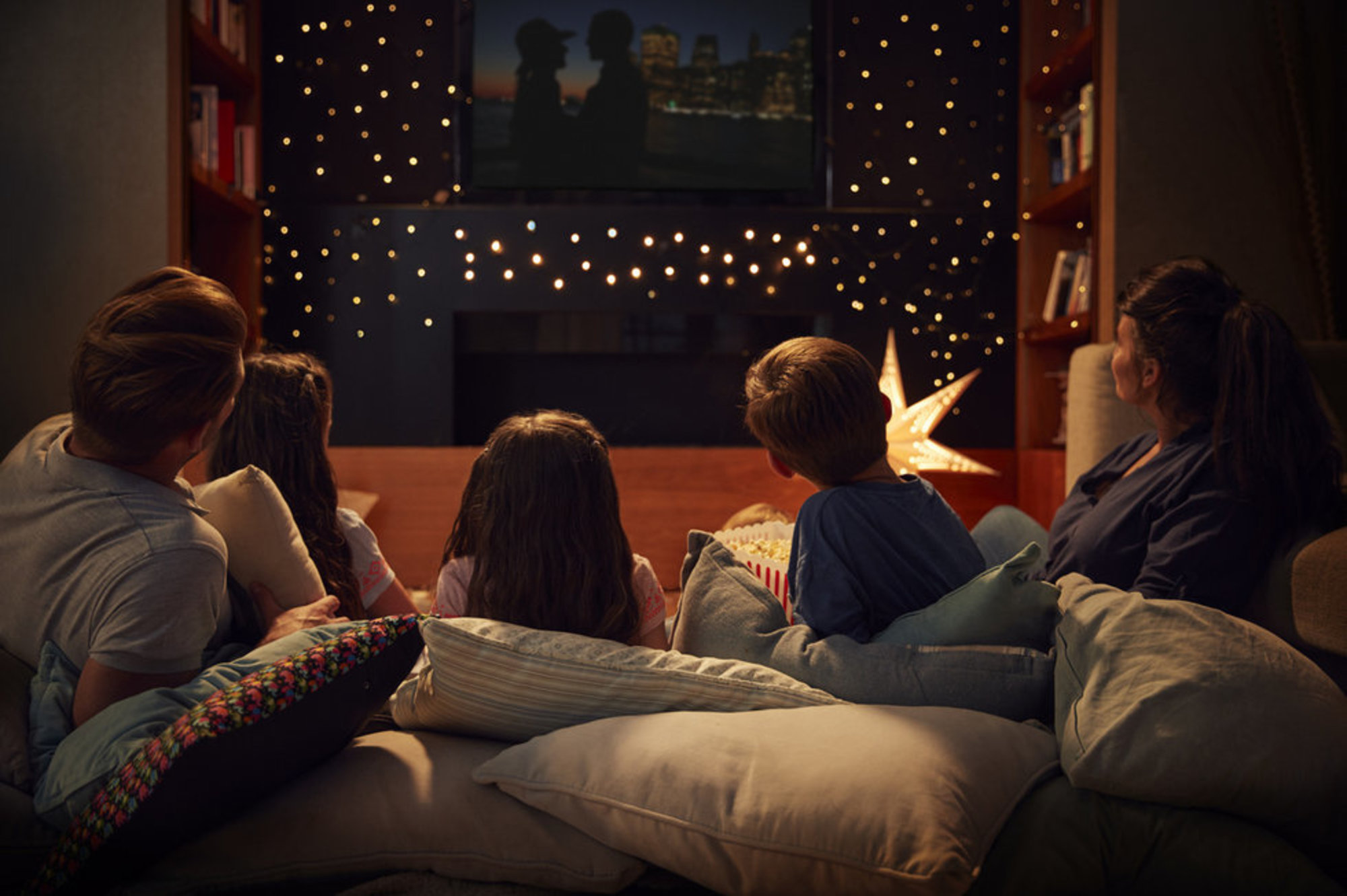 фильмы для семейного просотра