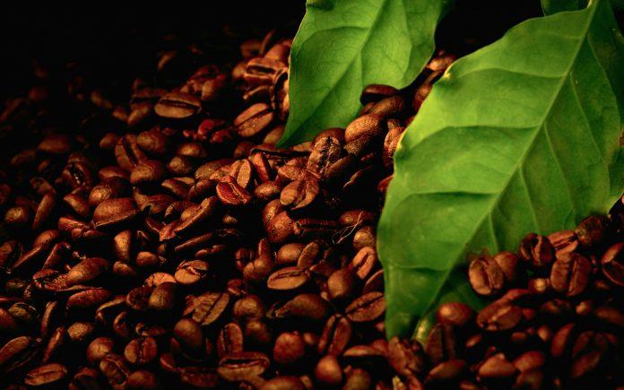 ароматерапия - кофе