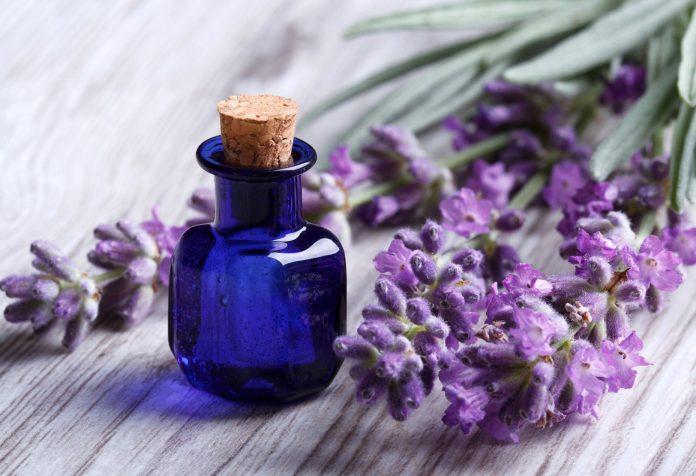 ароматерапия - лаванда