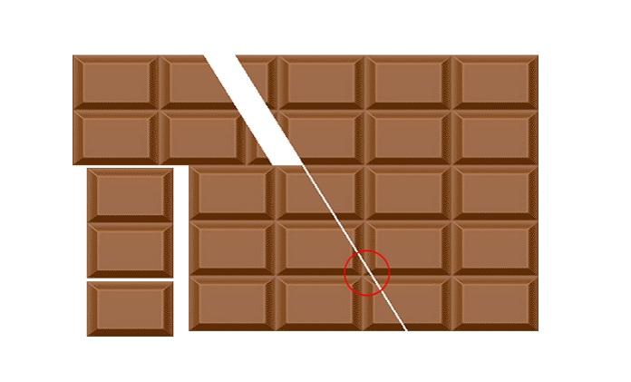 Как бухгалтер делит шоколадку приказ на нма образец