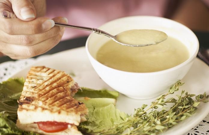 простые супы