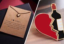 подарки девушке на День святого Валентина
