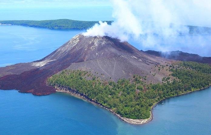 действующие вулкканы