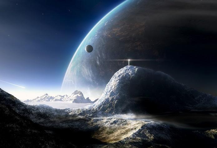 необычные планеты