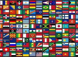 сколько флагов