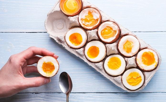 простые блюда из яиц