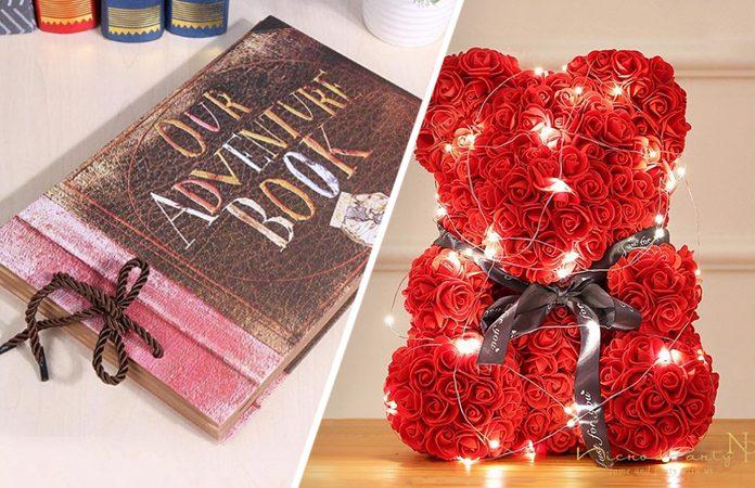 подарки на 8 марта с Алиэкспресс