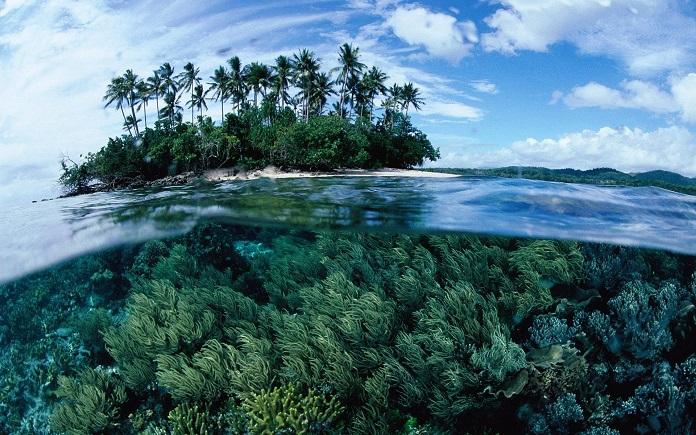 места на Земле - Папуа-Новая Гвинея
