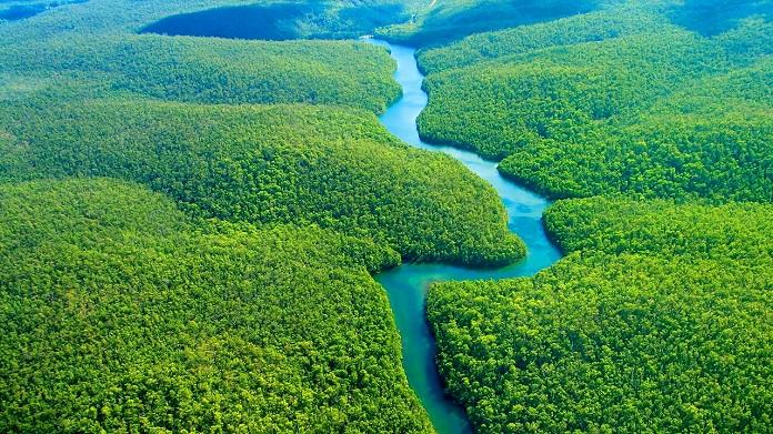 места на Земле - Амазония