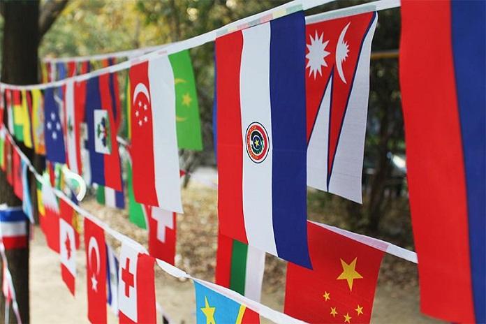 тест на знание флагов
