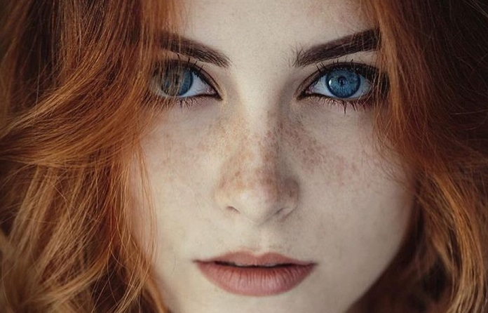 какой у вас цвет глаз