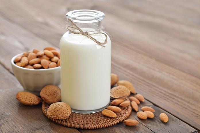 диетические продукты - Ореховое молоко