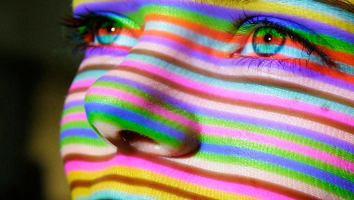 тест на оптические иллюзии