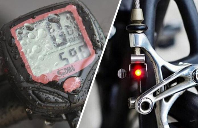 Аксессуары для велосипеда