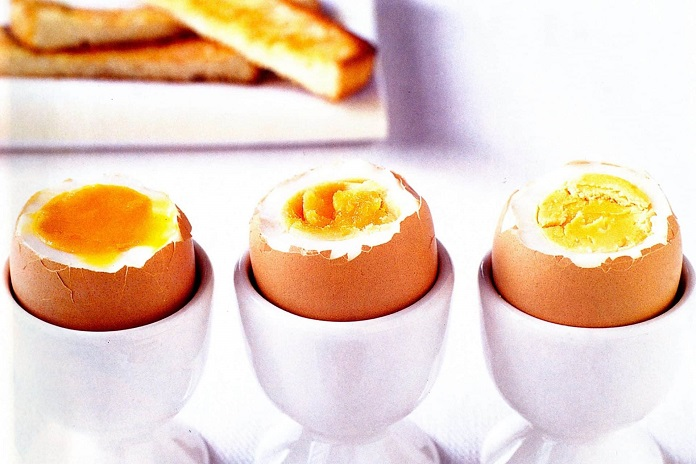 факты о яйцах