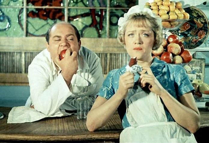 Смешные картинки советского кино
