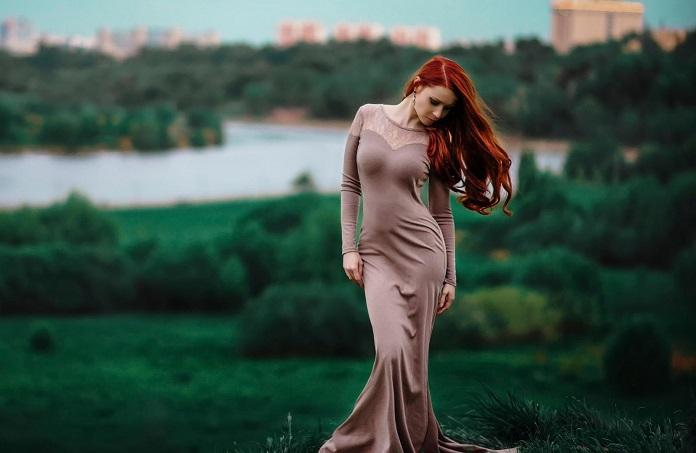 женская фигура