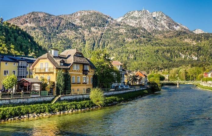 города Австрии