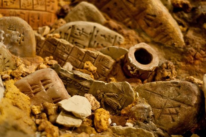 загадки археологии