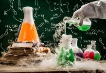 Тест по химии