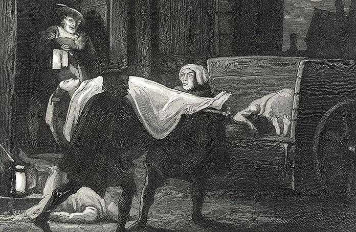 пандемия чумы
